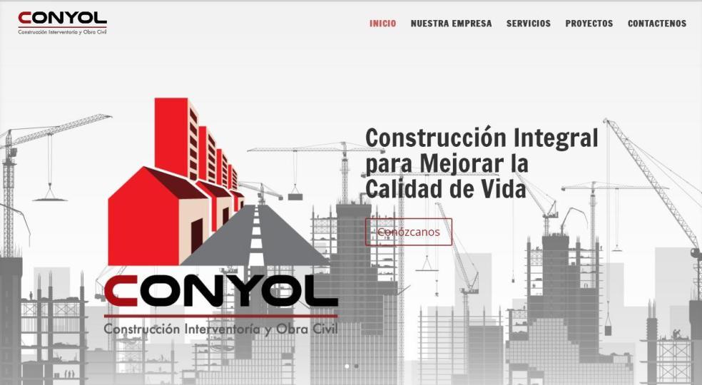 Constructora conyol dise o p ginas web y publicidad en - Empresas de construccion valencia ...