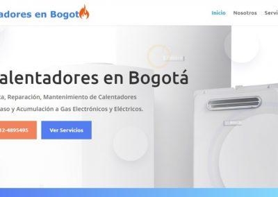 Calentadores Bogotá
