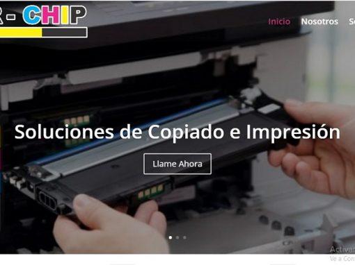 Toner Chip Impresoras