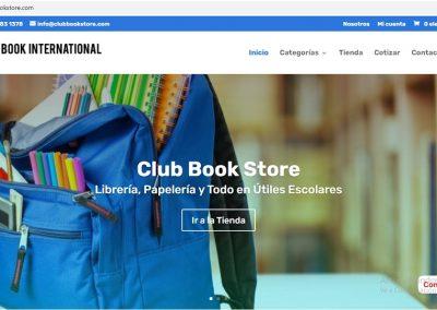 Club Book Store