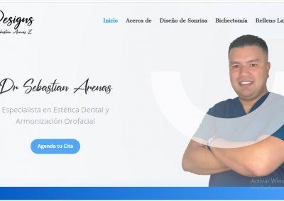 Dr Sebastián Arenas